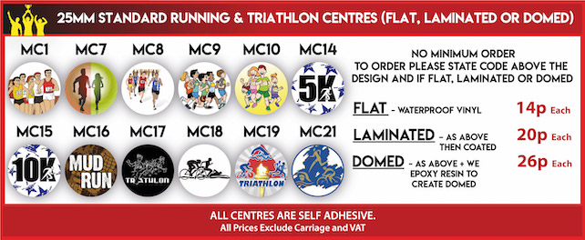 Team Strides - Standard & Personalised Centres