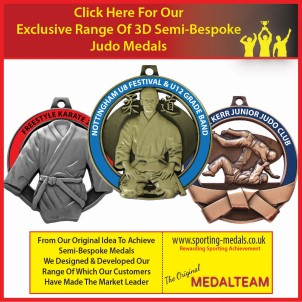 Team Strides - Judo Section